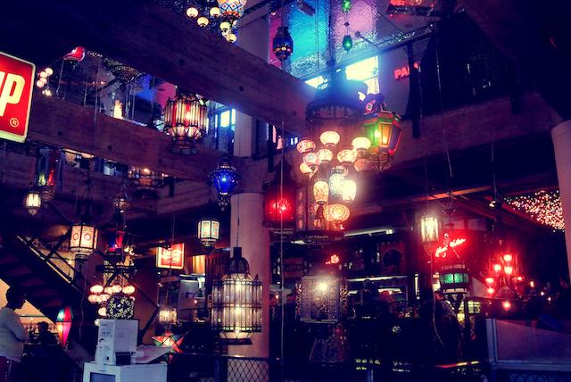 Bazar lichtjes